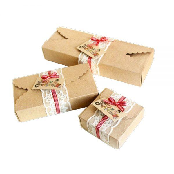 Paper food box-1