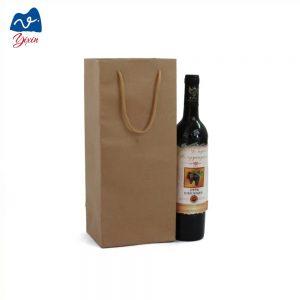 Paper liquor bags-1