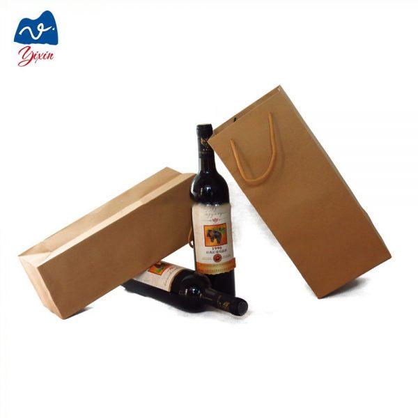 Paper liquor bags-2
