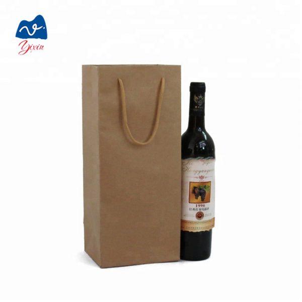 Paper liquor bags-3