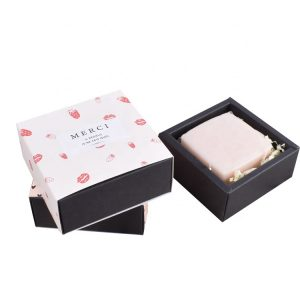 Paper sleeve soap paper box-1