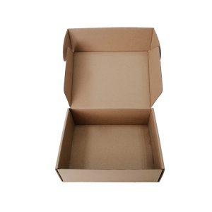 Plain brown shipping box-2