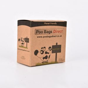 Poo Bags Paper Packaging Box-1