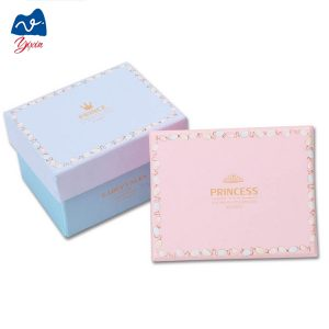 Recycle paper pillow box-1