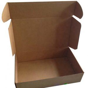 Shipping box corrugated-1