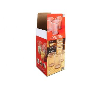 Shipping box for glass bottles-2