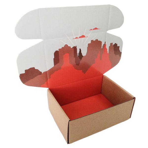 Shipping carton box-6