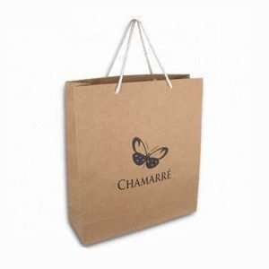 Shopper bag paper china-1