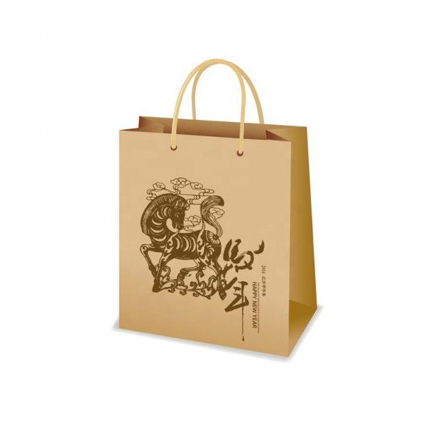 Shopper bag paper china-5