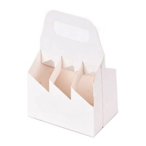 Six Cup Drink Carrier Box-1