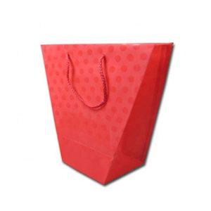 Trapezoid euro tote bag-1