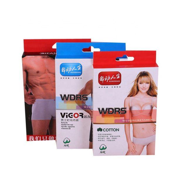 Underwear packaging box-1