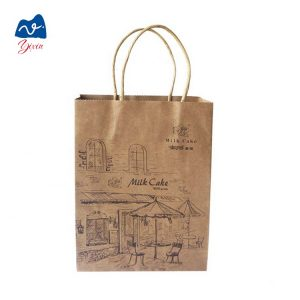 auto machine made paper shopping bag-2