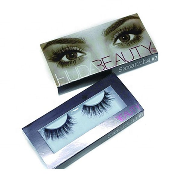 black cardboard eyelash box-6