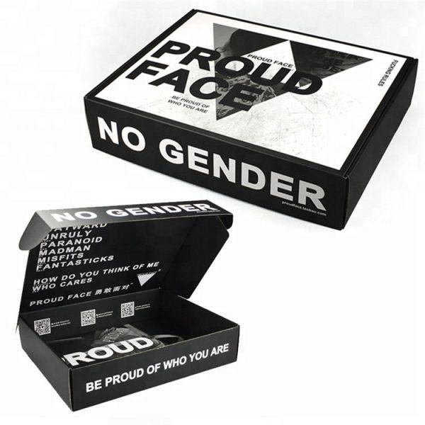 black shipping box with logo-1