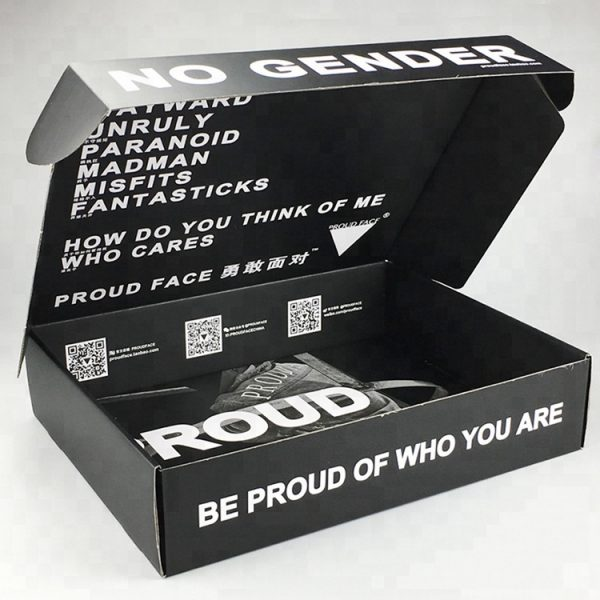 black shipping box with logo-2