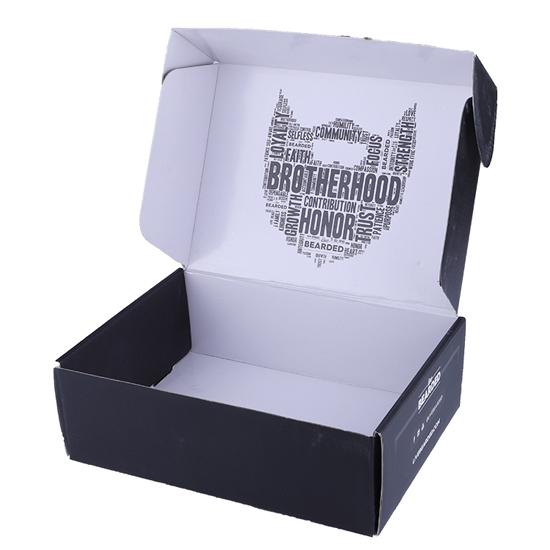 black shipping box with logo-3