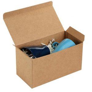 brown cardboard gift box-1