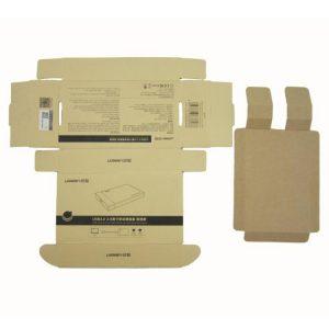 brown kraft paper box-2