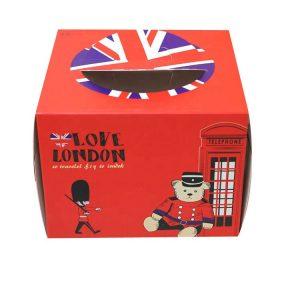 cake box template-2
