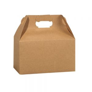 cake box with handle-1