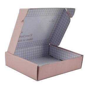 cardboard box blue-2