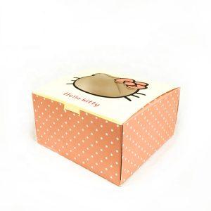 cardboard box with window-1