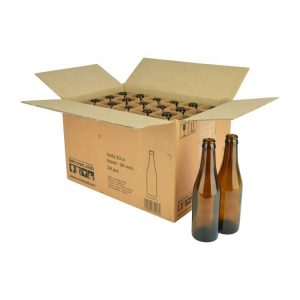 cardboard champagne bottle box-2