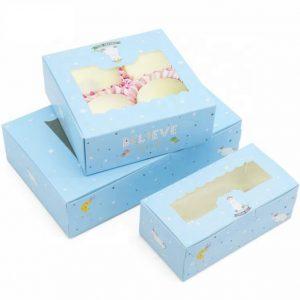 cardboard pie box-1