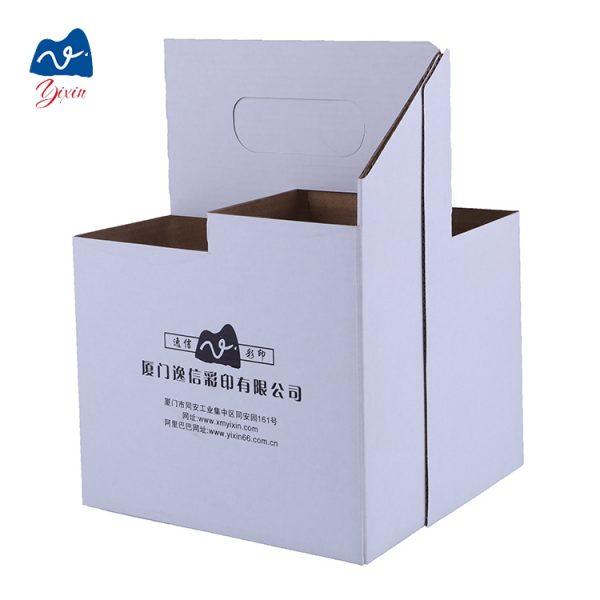 cardboard wine storage box-1