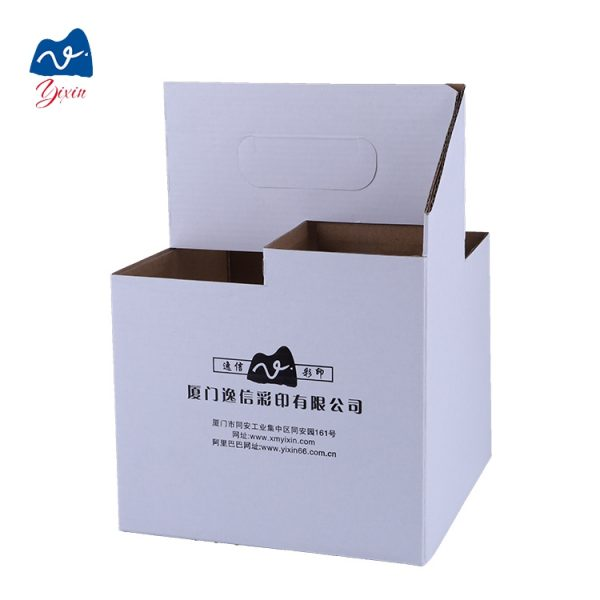 cardboard wine storage box-2