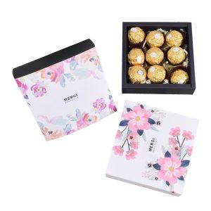 chocolate box for wedding invitation-2