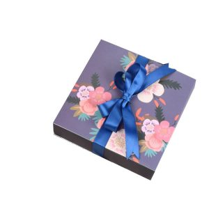 chocolate cardboard box-1