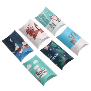 christmas box paper gift-1