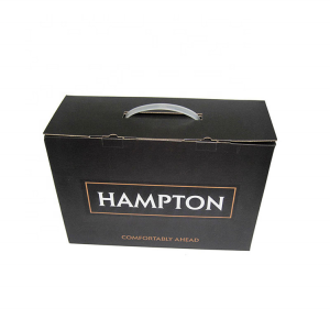 corrugated box with handle-2