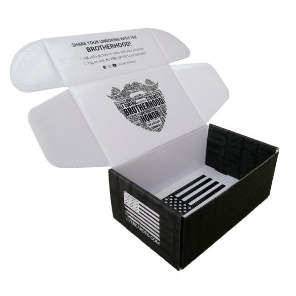 corrugated shipping box-1