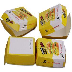 creative hamburger box-1