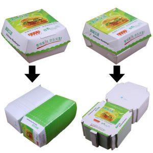 creative hamburger box-2