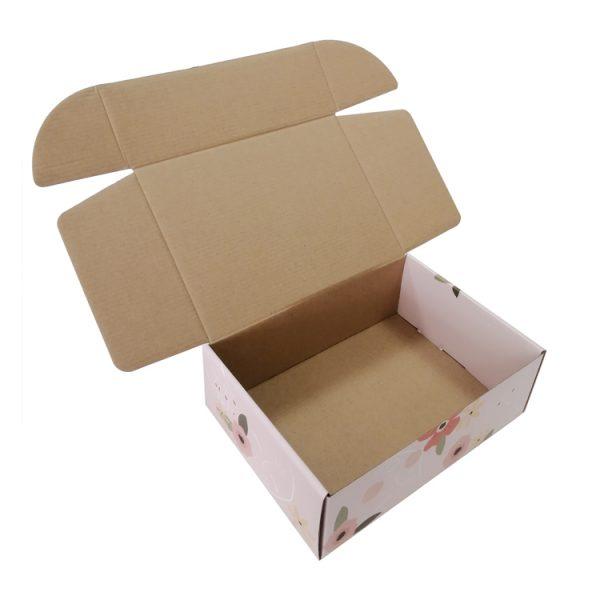 custom kraft mailer box-6
