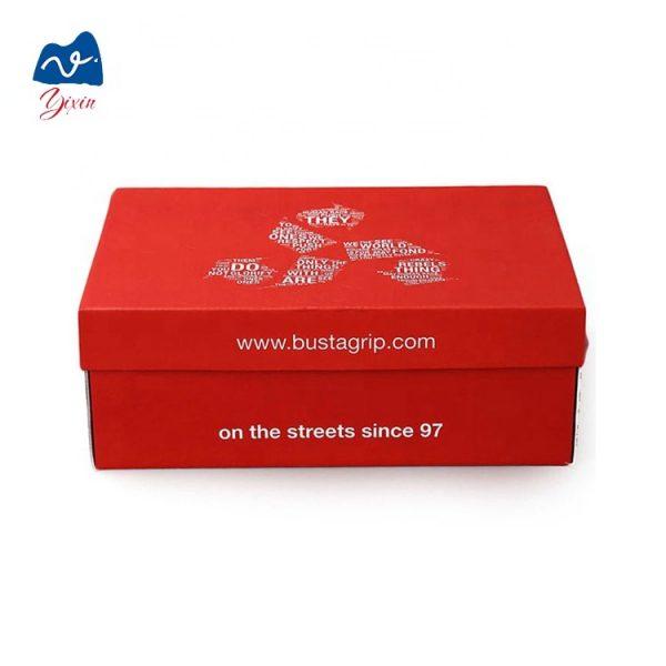 custom printed shoe box-1