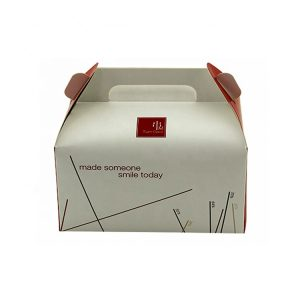 disposable paper lunch box-2
