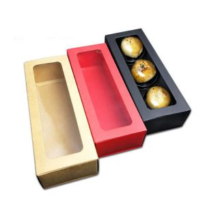 drawer kraft food box-1