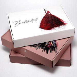 dress packaging box-1