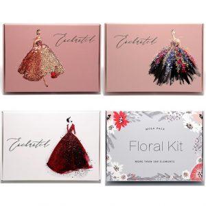 dress packaging box-2