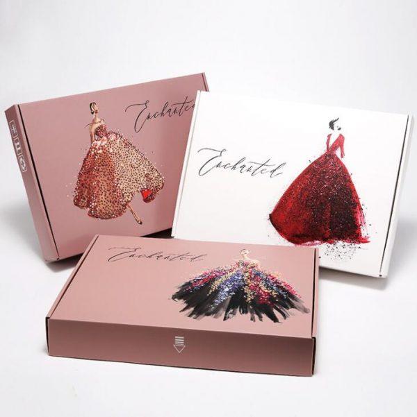 dress packaging box-3