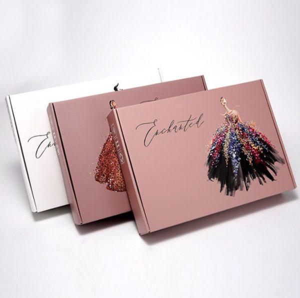 dress packaging box-4