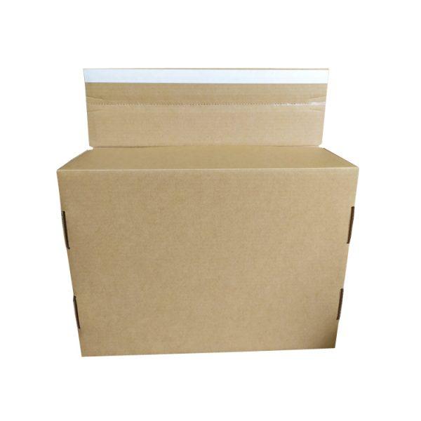 folding corrugated craft paper box-3