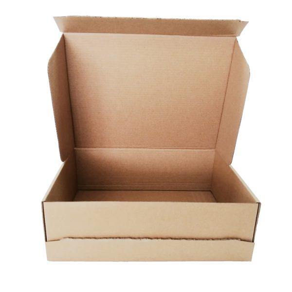 folding corrugated craft paper box-4