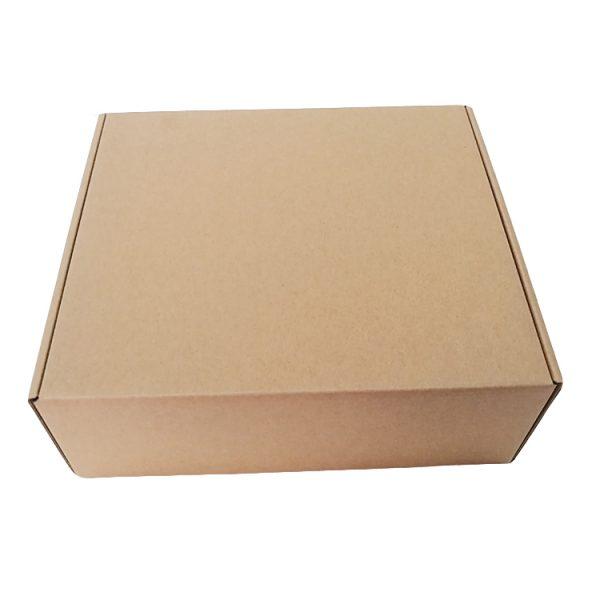 folding corrugated craft paper box-5