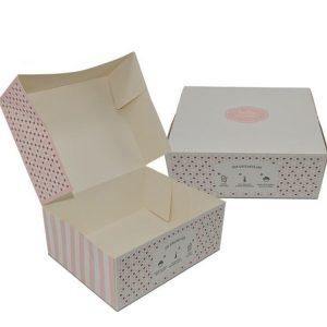 food grade paper cupcake box-1